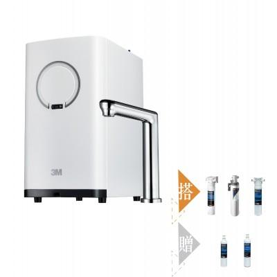 3M HEAT2000高智能觸控式熱飲機★搭S004+樹脂系統+PP前置系統★送PP前置濾心、樹脂系統濾心