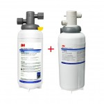 3M DWS140多功能長效型淨水系統+SGP145櫥下型軟水系統