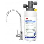 3M DWS1401多功能長效型淨水系統★搭3M單溫淨水鵝頸龍頭