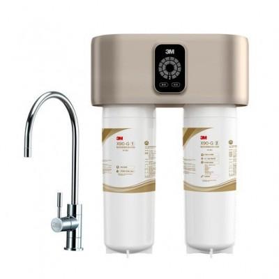 3M X90-G極淨倍智雙效淨水系統/智能淨水設備