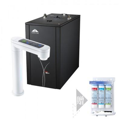 宮黛GD-600觸控式冷熱廚下加熱器/飲水機(白)★送RO機一組