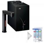 宮黛GD-600觸控式冷熱廚下加熱器/飲水機(黑)★送RO機一組