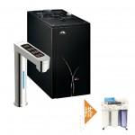 宮黛GD-600觸控式冷熱廚下加熱器/飲水機(銀)★搭RO直輸機一組