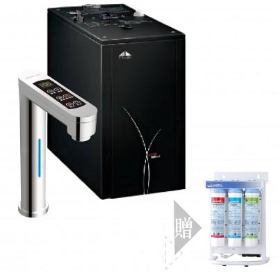 宮黛GD-600觸控式冷熱廚下加熱器/飲水機(銀)★送RO機一組