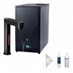 宮黛GD-800觸控式冰溫熱廚下加熱器/飲水機(黑)★送3M前置PP+軟水一組