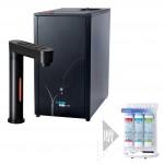 宮黛GD-800觸控式冰溫熱廚下加熱器/飲水機(黑)★送RO機一組