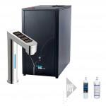 宮黛GD-800觸控式冰溫熱廚下加熱器/飲水機(銀)★送3M前置PP+軟水一組